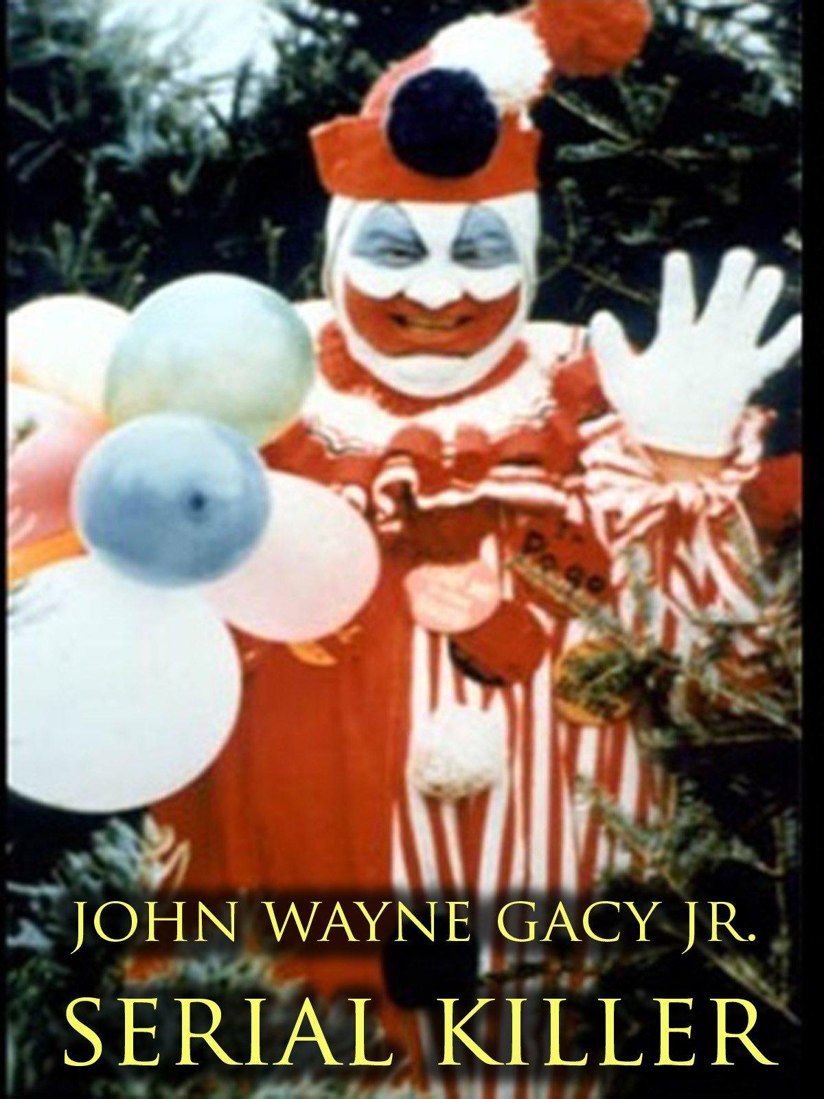 Amazon com: John Wayne Gacy Jr : Serial Killer: John Wayne