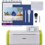 Brother ScanNCut SDX85 Electronic DIY Cutting Machine with Scanner, Make Vinyl Wall Art, Appliques, Homemade Cards and More w
