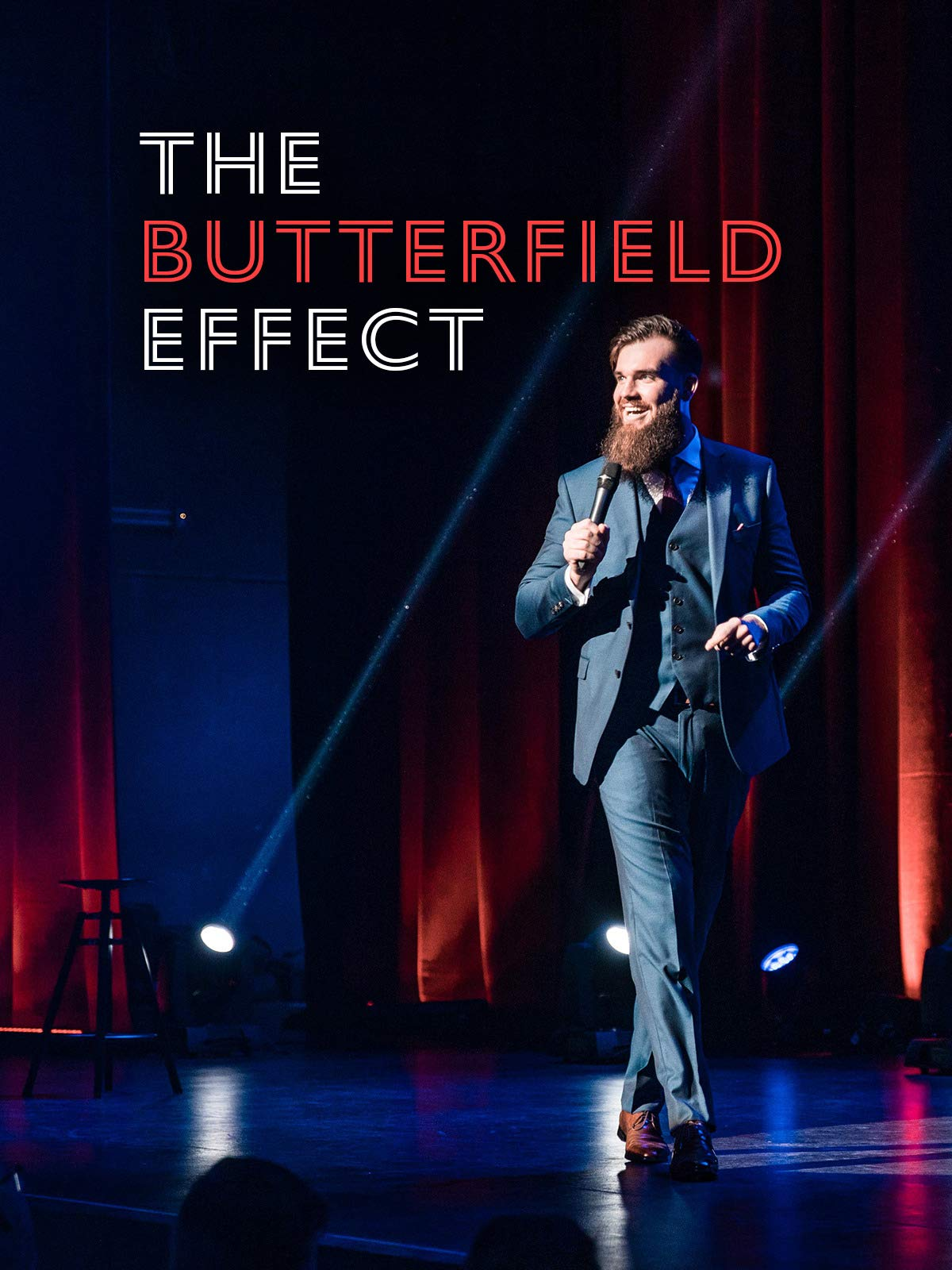 The Butterfield Effect on Amazon Prime Video UK