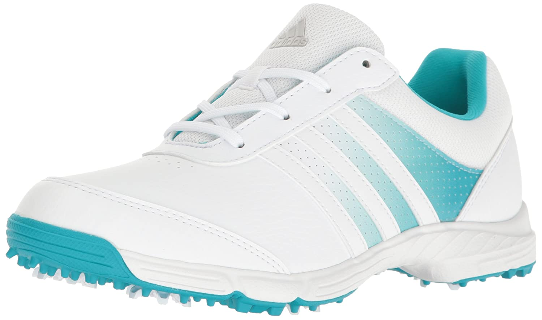 adidas Women's W Tech Response Ftwwht/Ft Golf Shoe B01IWCVIJO 5.5 B(M) US|White/Energy Blue