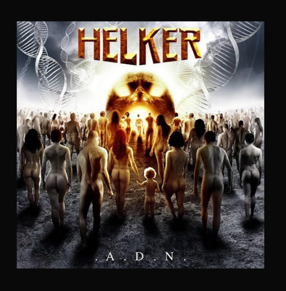 CD : Helker - A.D.N.
