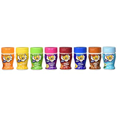 Kernel Season's Popcorn Seasoning Mini Jars Variety Pack, 8 Count