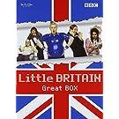 """Little Britain - Great BOX (Die komplette Serie mit den Staffeln 1-3 + Specials """"Abroad"""" und """"Live"""") [8 DVDs]"""
