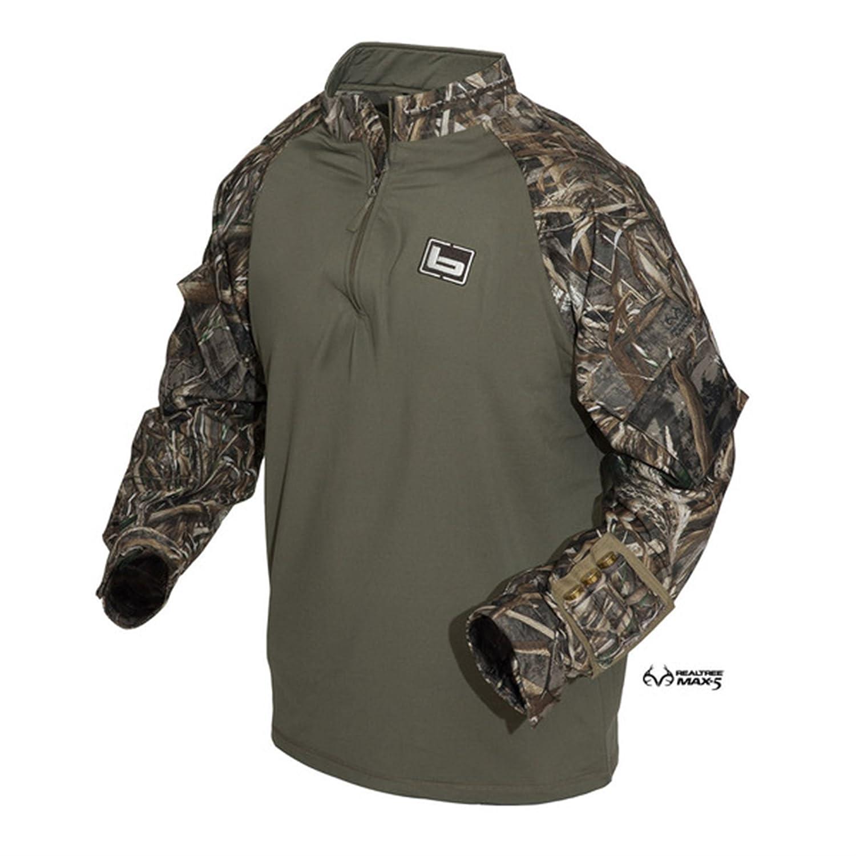 , 1 4 Zip Utility Shirt