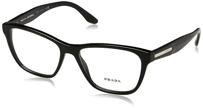 9849f14dcf2c ... women accessoriesprada glasses optical express purchase prada pr04tv  eyeglass frames 1ab1o1 52 black pr04tv 1ab1o1 52 533fa ea73f ...