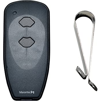 Marantec Garage Door Openers M3 2314 4 Channel Mini Remote 315mhz