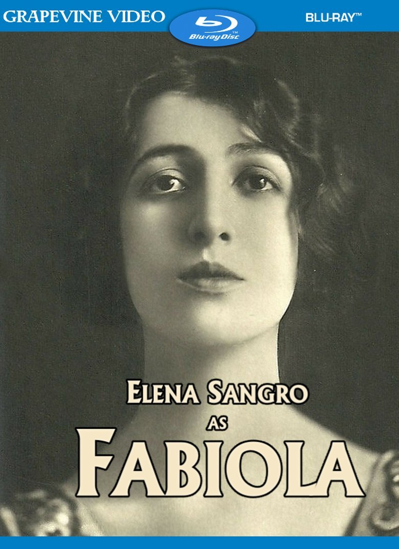 Blu-ray : Fabiola (Silent Movie)