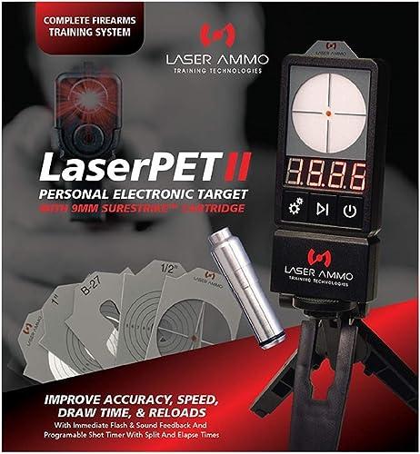 LaserPET II - Training Laser