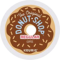 The Original Donut Shop Keurig Single-Serve K-Cup Pods, Regular Medium Roast Coffee...
