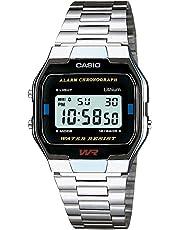 Casio A163WA-1QES no Color/Muster Gr. Uni