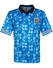 d2f055ff3 Official Retro England 1990 World Cup Finals Retro Third Shirt 100%  POLYESTER
