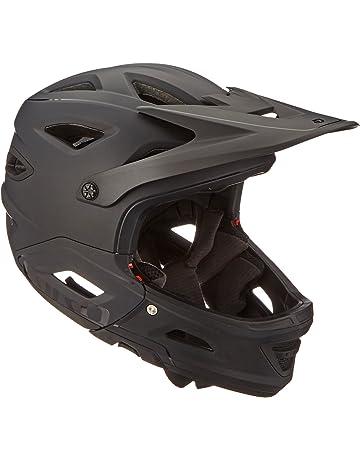 Giro Switchblade Mips – Casco para bicicleta, Negro (Matte Black/Gloss Black)