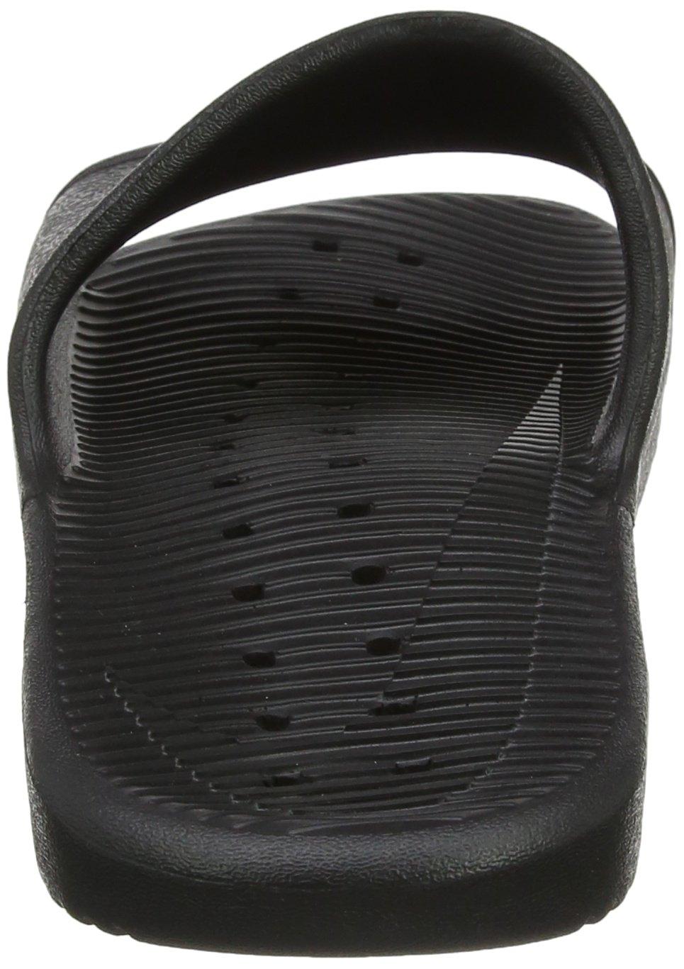 NIKE Women's Kawa Shower Slide Sandals B01F490WLI 11 B(M) US|Black/White