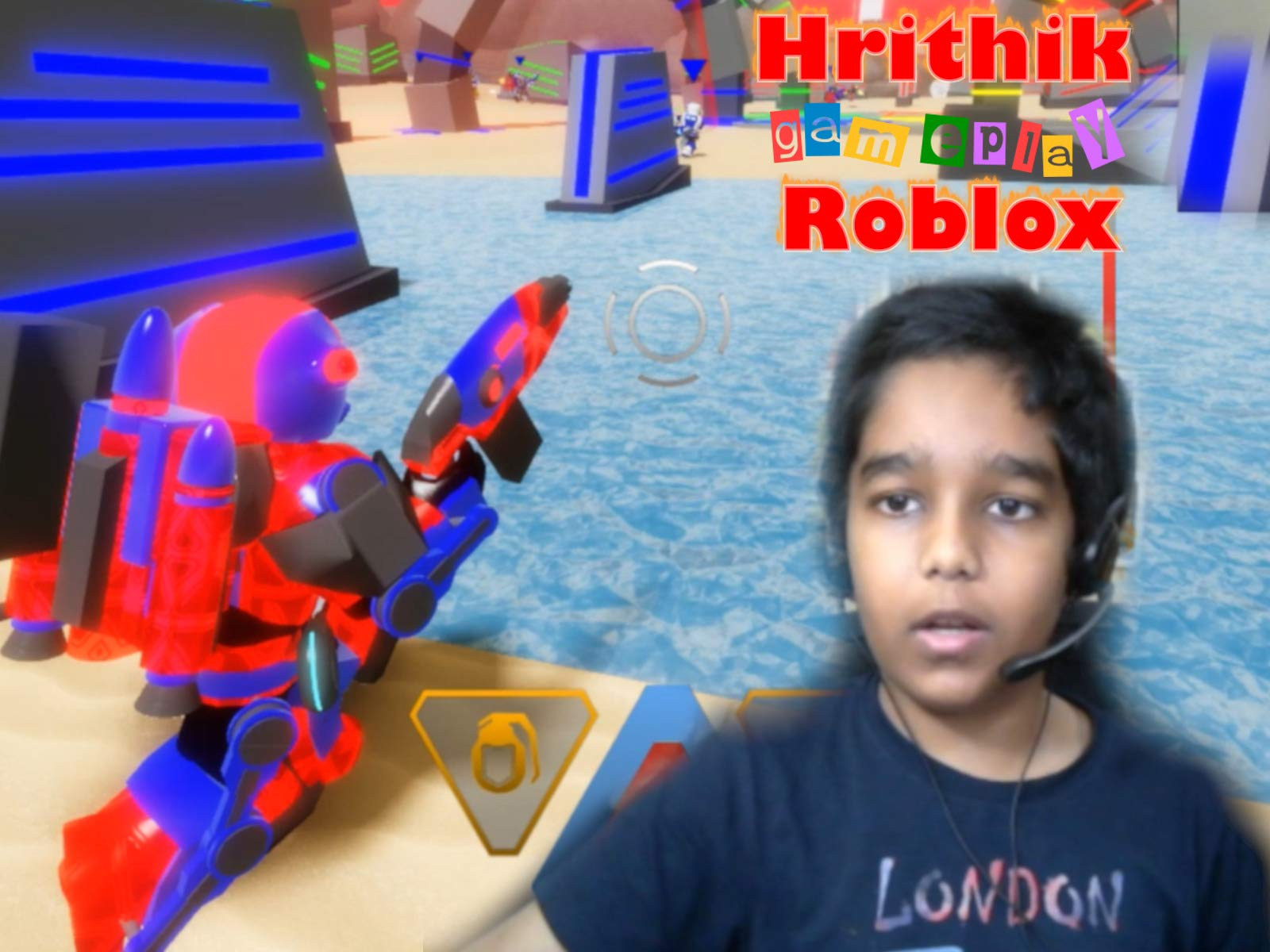 Clip Roblox Gameplay Hrithik Clip Roblox The Robots Watch Clip Roblox Gameplay Hrithik Prime Video