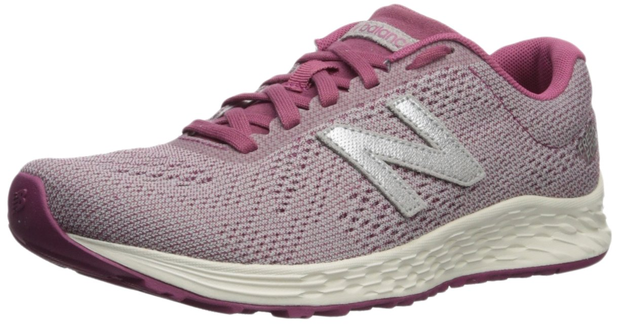 New Balance Women's Fresh Foam Arishi V1 Running Shoe B06XS8YFL2 6 B(M) US|Dragon Fruit/Overcast