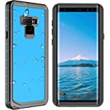 SPIDERCASE for Samsung Galaxy Note 9 Waterproof Case, Shockproof Snowproof Dirtproof, Waterproof Case for Samsung Galaxy Note