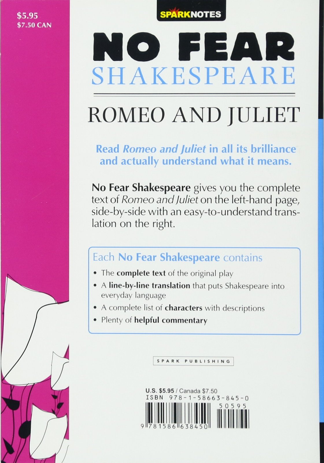 Romeo And Juliet No Fear Shakespeare Pdf