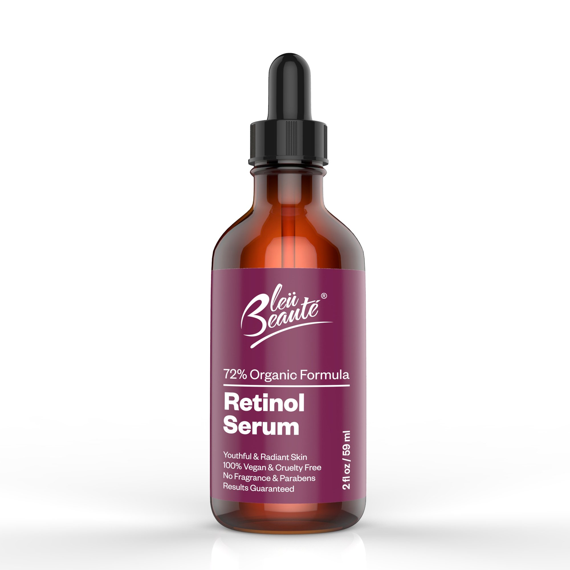 Anti-aging facial serums with hgh