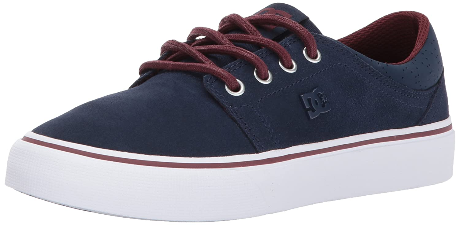 DC Women's Trase SE Skateboarding Shoe B01MSZE1JN 6 M US|Dark Blue