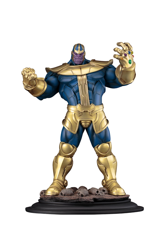 Marvel Comics MK203 Universe Thanos Fine Art Statue