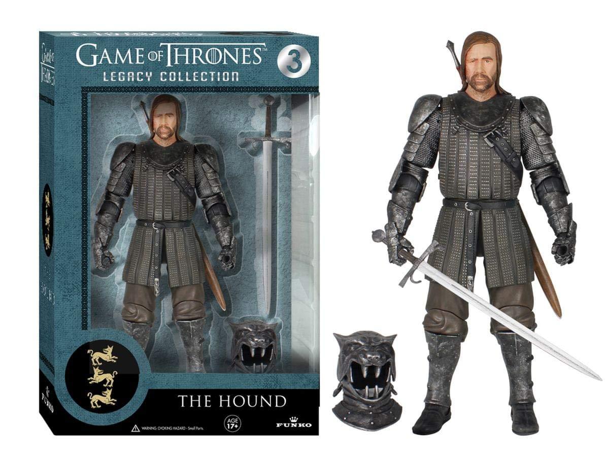 Funko  Game of Thrones  The Hound Figura