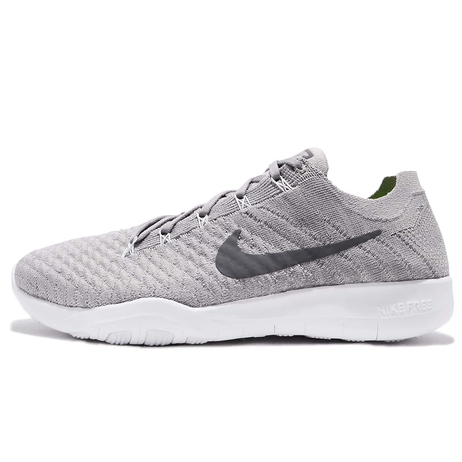 NIKE Free TR Flyknit 2 Womens Running Shoes B079Z67WNN 9.5 B(M) US|Atmosphere Grey/Gunsmoke-white