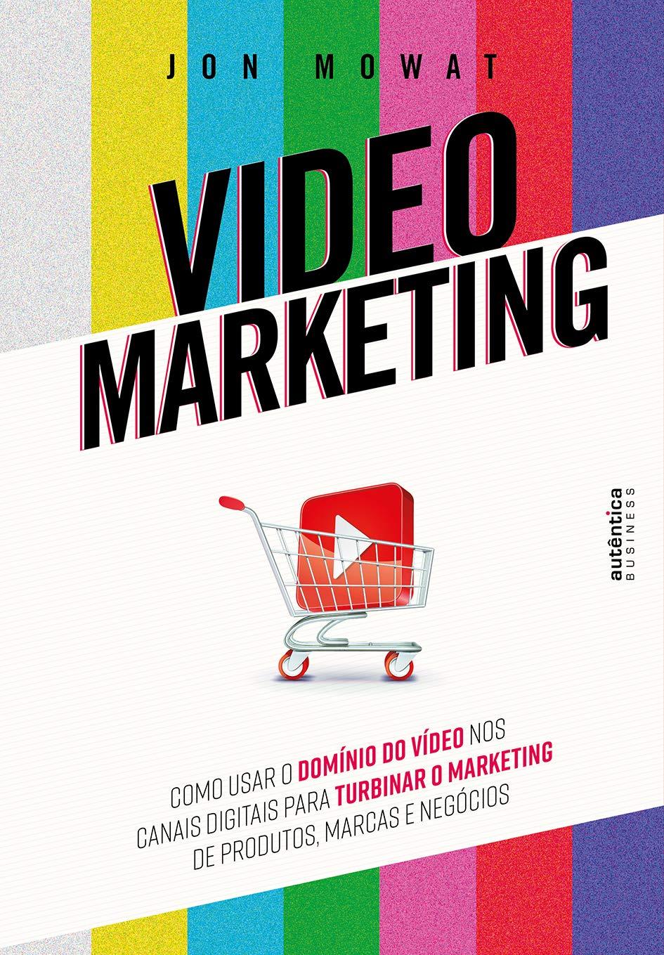 video marketing - livros - marfin