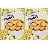 Kinnikinnick Gluten-Free Vanilla Wafer Cookies 12.7 Ounces Delicious Dairy-Free, Soy-Free, Nut-Free, Gluten-Free Snacks (Two