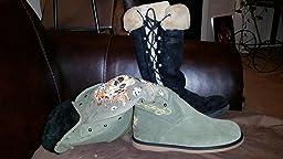 Amazon.com: Ed Hardy Women's Snowblazer Stones Boots Boot