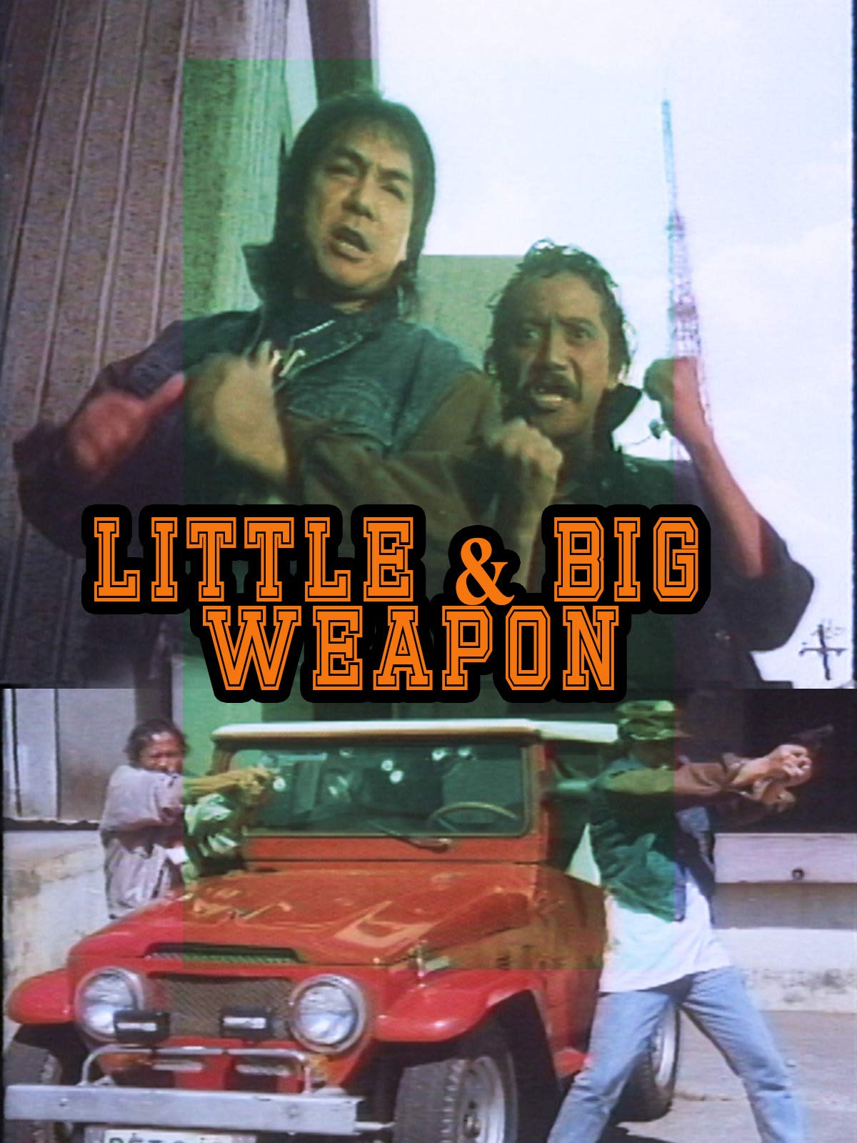 Watch Little Big Weapon Prime Video