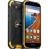 Rugged Smartphone Unlocked, Ulefone Armor X6 (2020) IP68 Waterproof Cell Phone, 5.0 inch, Android 9.0 2GB+16GB, 4000mAh Batte