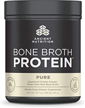 bone jordan protein rubin broth