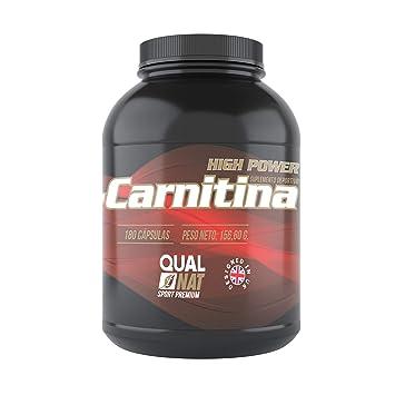 l-carnitina es efectiva para adelgazar
