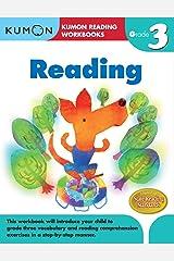 Grade 3 Reading (Kumon Reading Workbook) Paperback