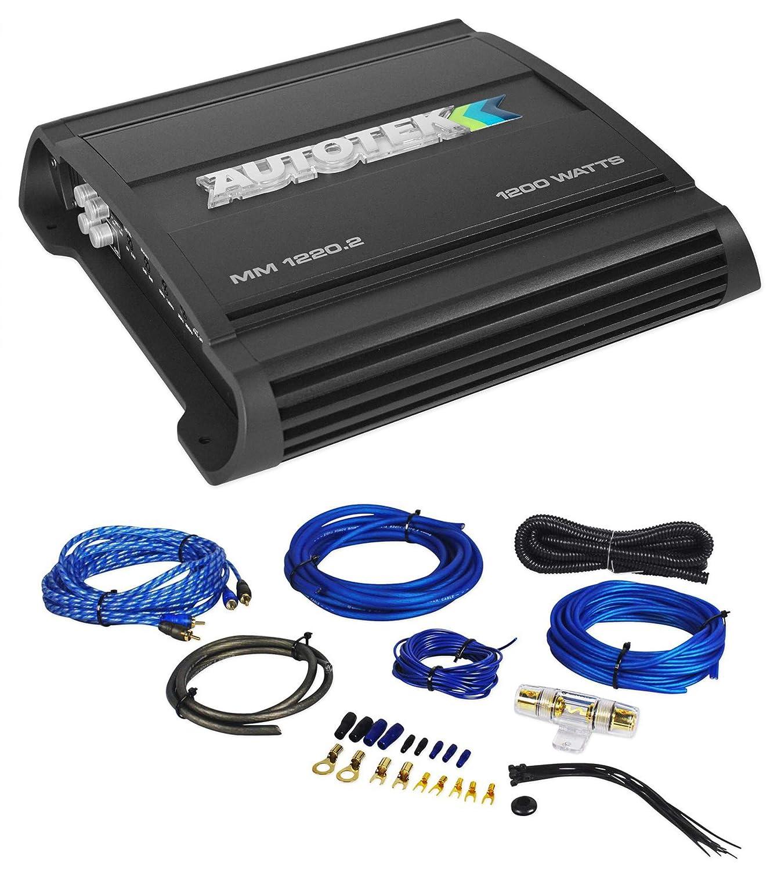 Car Stereo Amplifier Wiring Kit