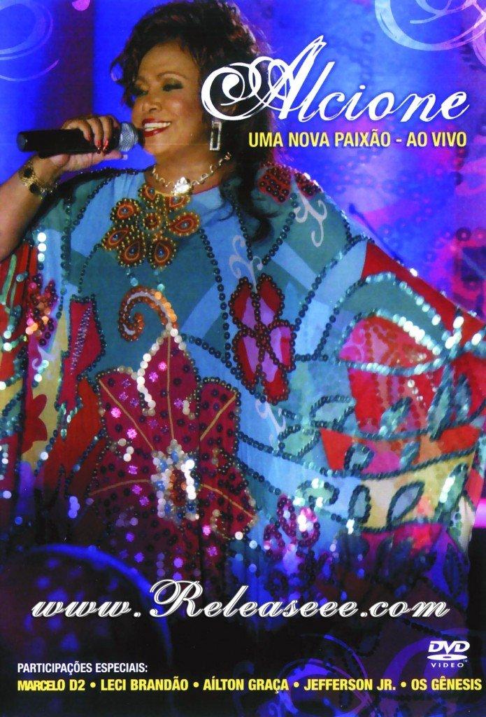 dvd de alcione ao vivo