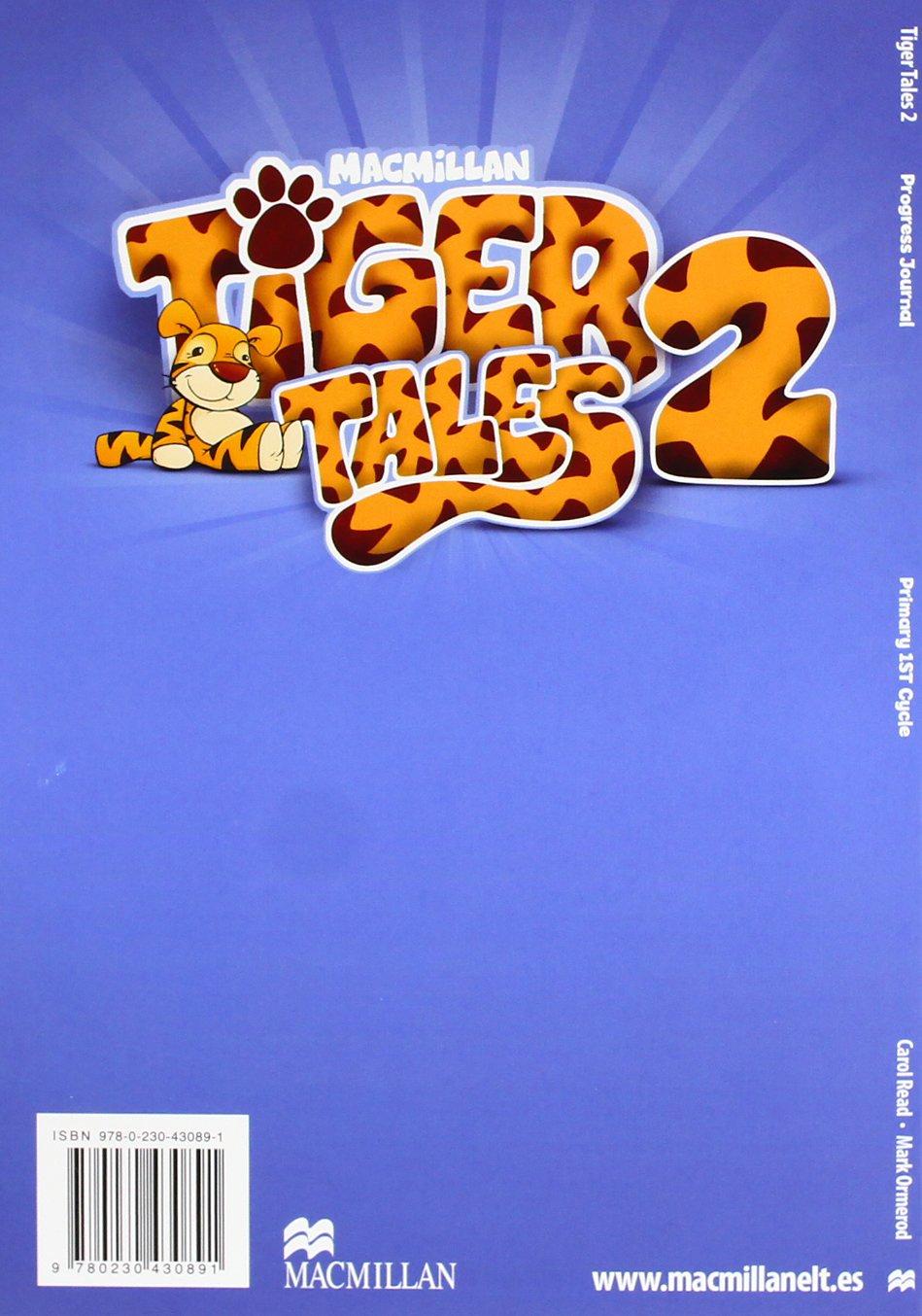 TIGER 2 Pb Pack - 9780230430891: Amazon.es: Read, C., Ormerod, M.: Libros en idiomas extranjeros