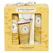 Burt's Bees Baby Sweet Memories Keepsake Photo Box
