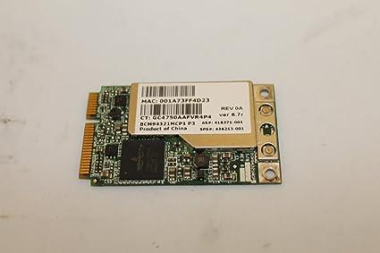 HP PAVILION TX1000 BROADCOM WINDOWS 8 X64 TREIBER