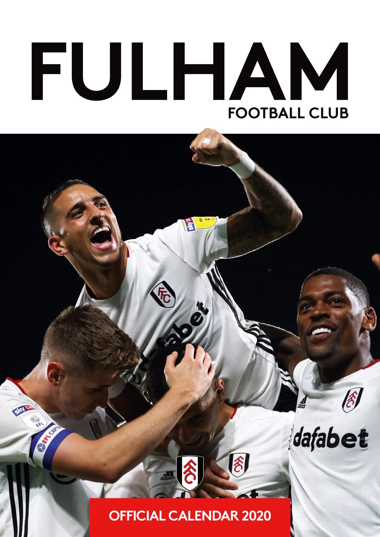 The Official Fulham F C Calendar 2020 F C Fulham 9781912595914 Amazon Com Books