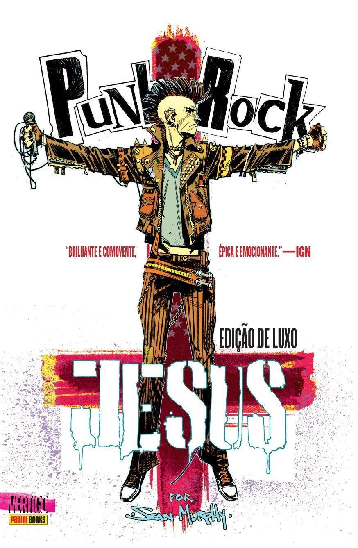 Punk Rock Jesus | Amazon.com.br