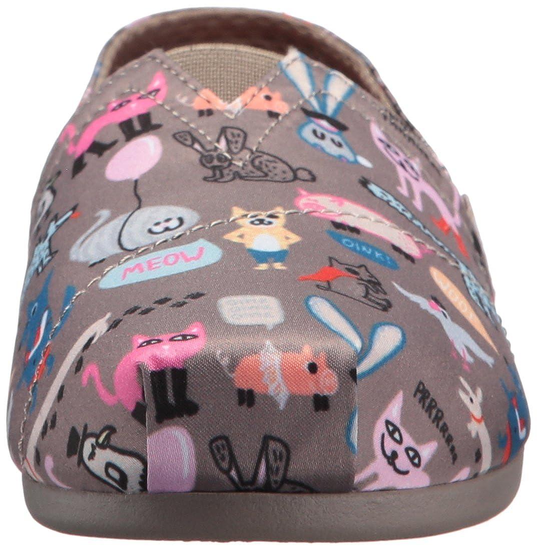 Skechers Skechers Skechers BOBS From Woherren Plush-Cute Critters Ballet Flat TPE 10 M US 9d2b3a
