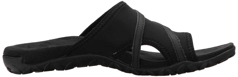 Merrell Women's Terran Ari Wrap Sport US Black Sandal B071FNYQXM 6 B(M) US Black Sport 7facc6
