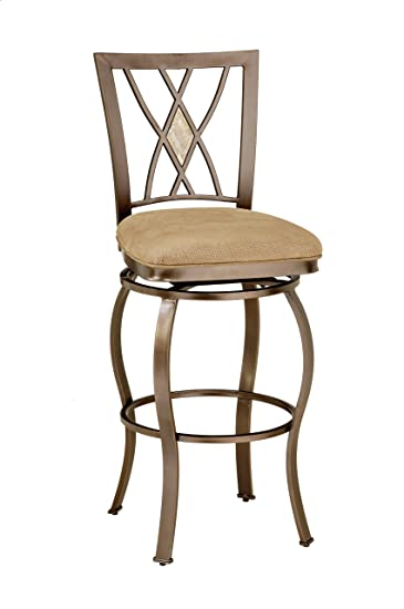 swivel counter height stools with arms low back white backs furniture diamond stool brown powder coat finish