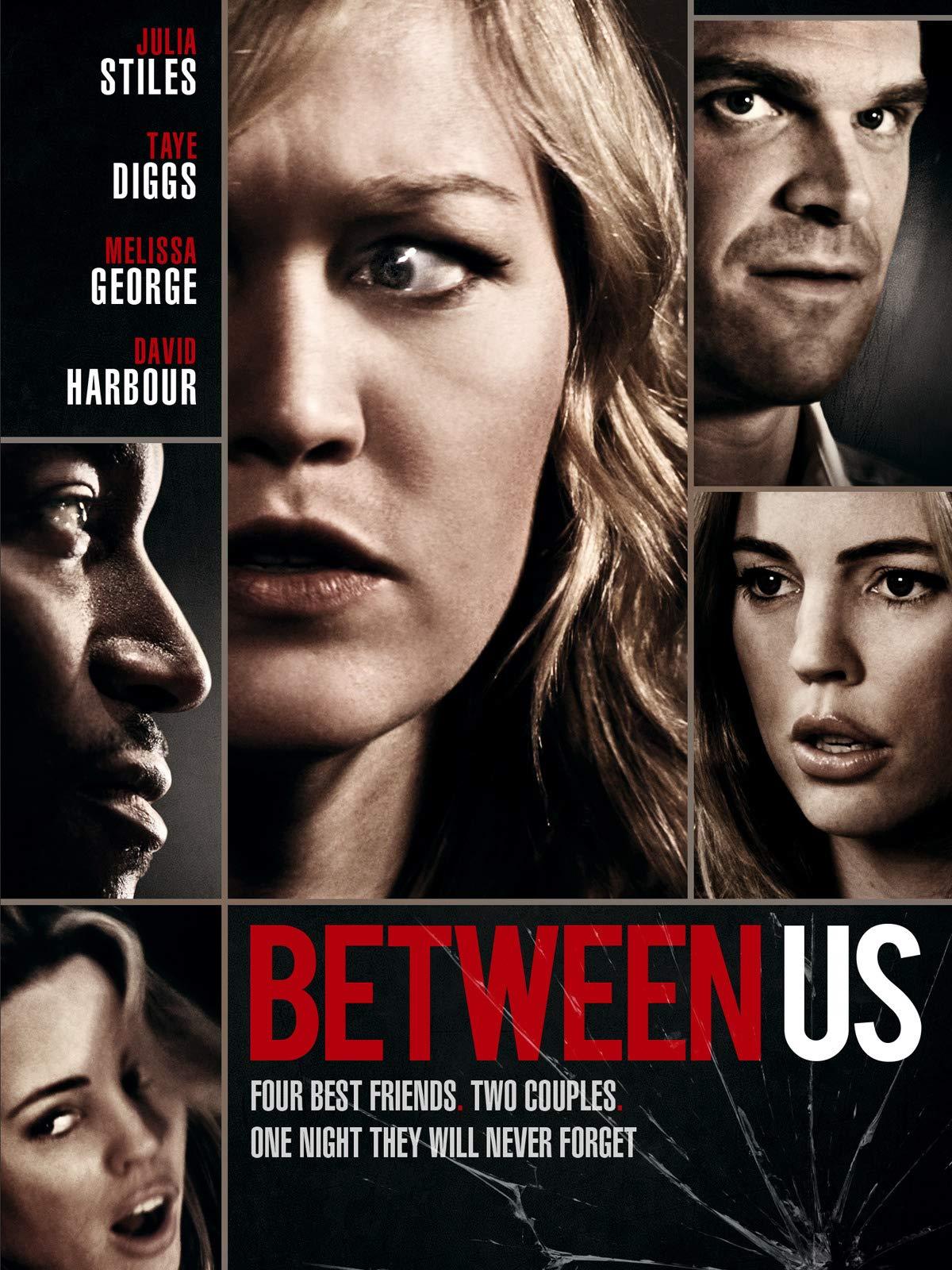Between Us on Amazon Prime Video UK