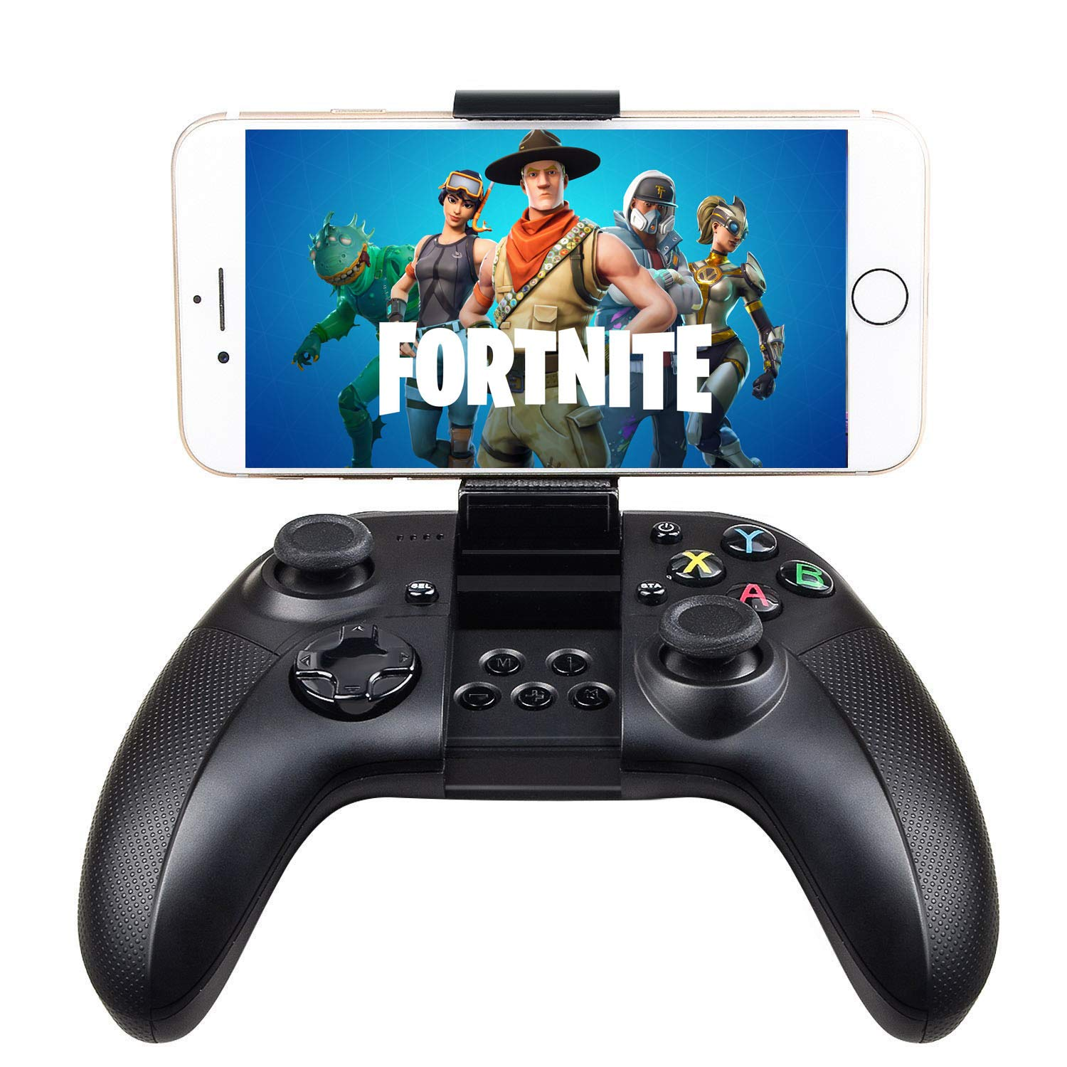 How to play fortnite on ipad with xbox one controller
