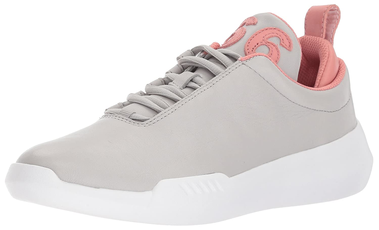 K-Swiss Women's Gen-K Icon Sneaker B01N5UZLHD 6.5 B(M) US|Steely/Angel