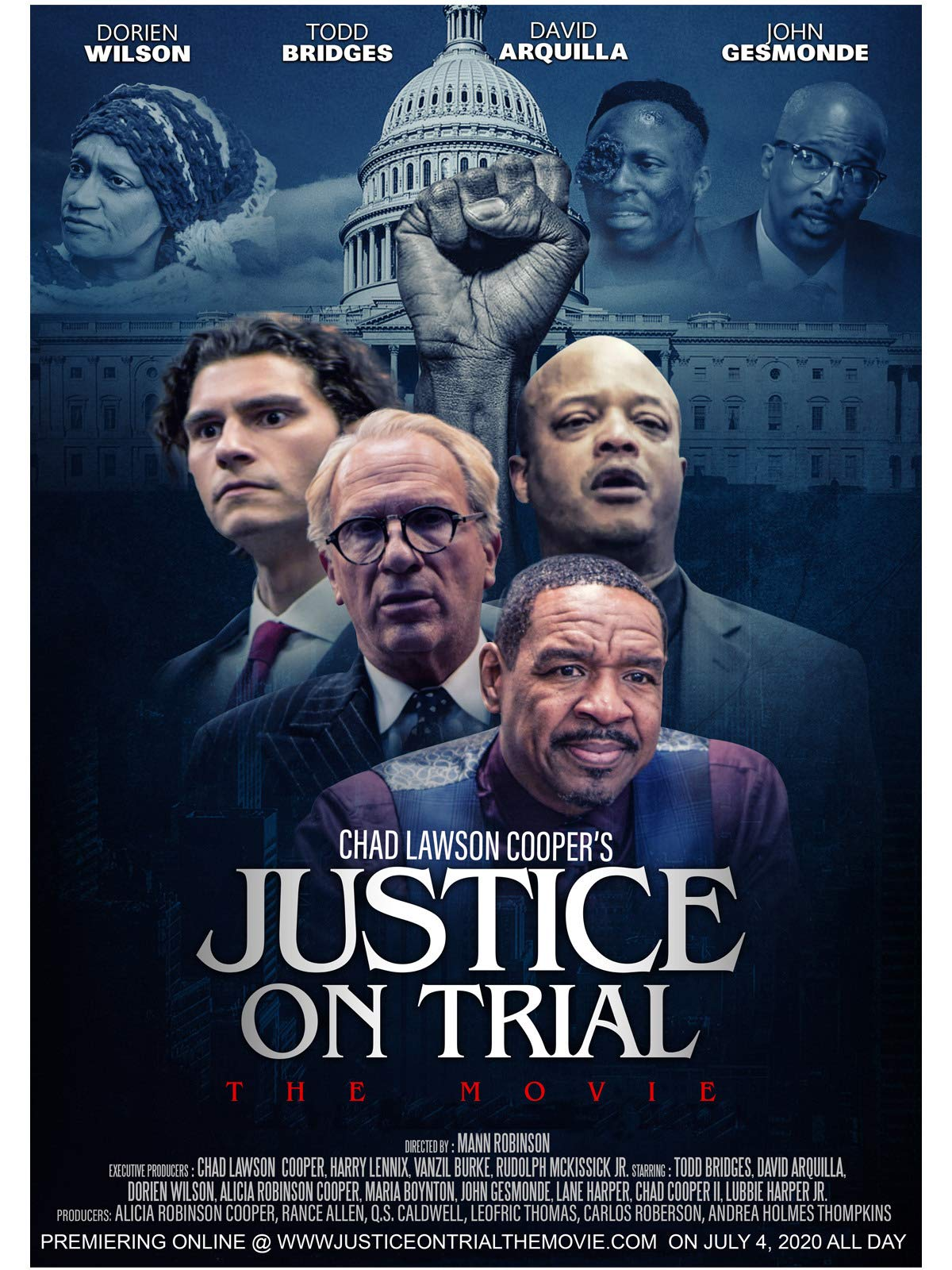 Justice on Trial the movie on Amazon Prime Video UK