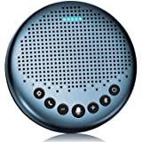 Bluetooth Speakerphone -eMeet Luna Lite Computer Speakers with Microphone, VoiceIA Noise Cancelling USB Speakerphone, Daisy C