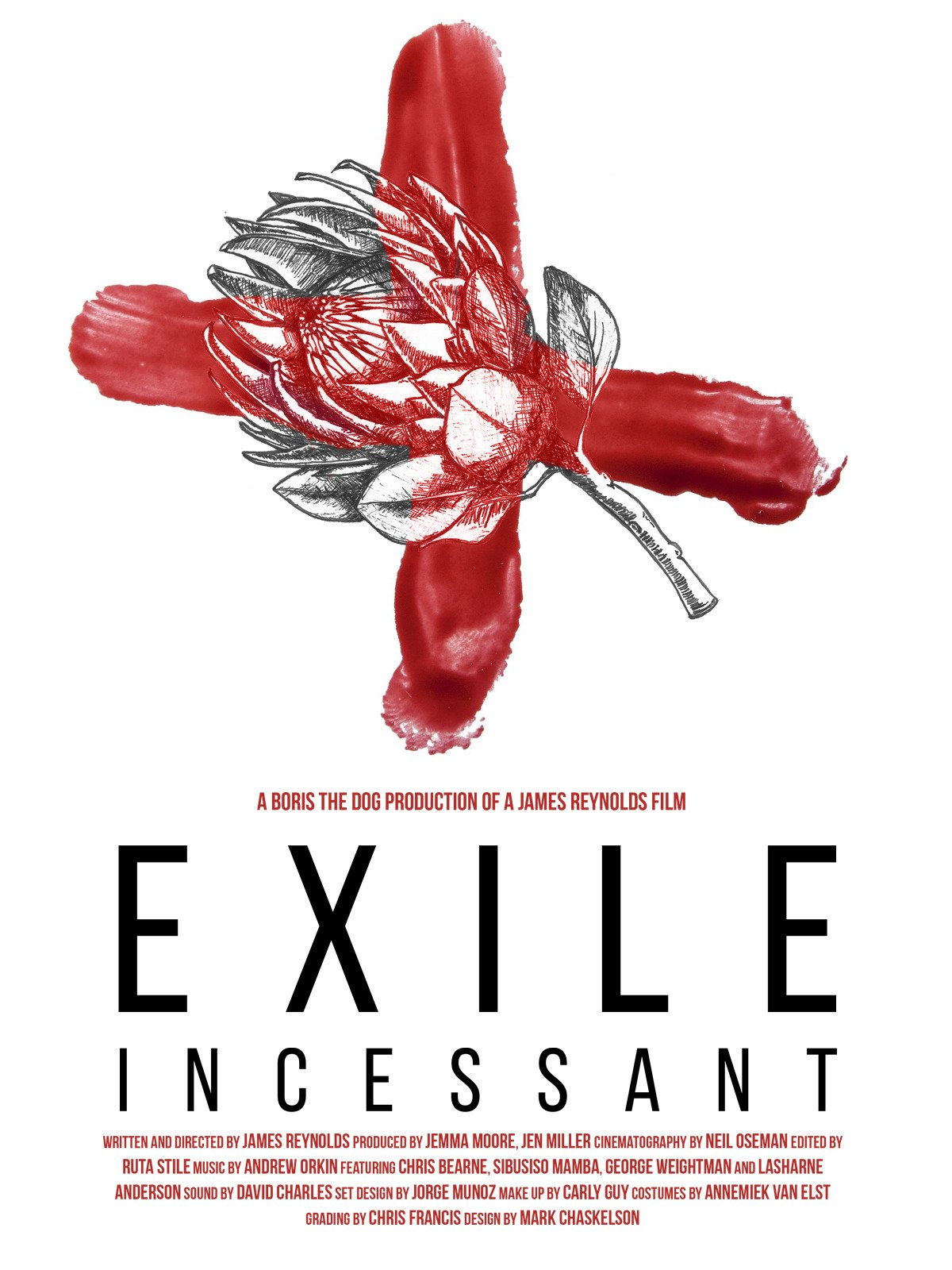 Exile Incessant on Amazon Prime Video UK